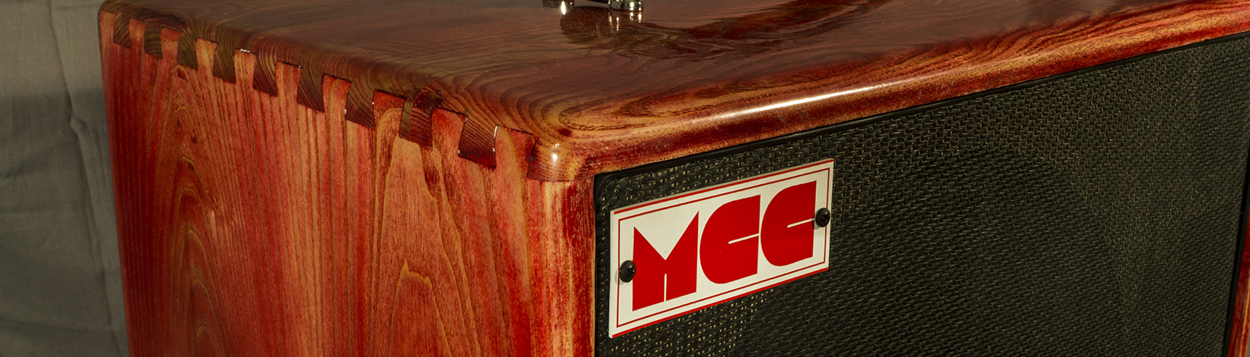 MCC Custom Thiele Box in Rot